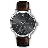 Portofino Hand-Wound 8-Days Steel (IW510102)