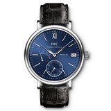​Portofino Hand-Wound 8-Days Steel (IW510106)
