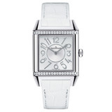 Reverso Squadra Lady Quartz Steel & Diamonds (7038420)