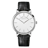 ​Saxonia Thin White Gold (211.027)