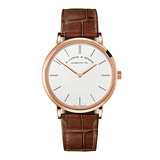 ​Saxonia Thin 37 Rose Gold (201.033)