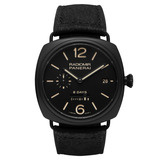 Radiomir 8 Days Manual Ceramic (PAM00384)