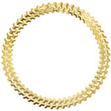 """Brillantissimo"" 18k Gold Collar Necklace"