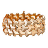 "18k Rose Gold ""Brillantissimo"" 3-Row Bracelet"