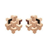 "18k Rose Gold ""Brillantissimo"" Earclips"