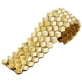 "18k Yellow Gold ""Brillante"" 5-Row Bracelet"