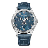 ​Ladies' Annual Calendar White Gold (4947G-001)