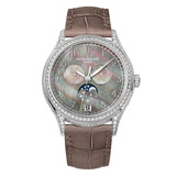 ​Ladies' Annual Calendar White Gold (4948G-001)