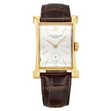 """Eiffel Tower"" Manual Yellow Gold (2441)"