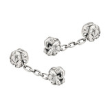 Silver &quot;ZoZo&quot; Elephant Loose Links