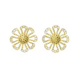 """Flower Power"" Diamond Earrings"