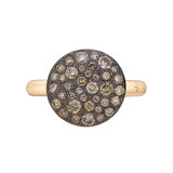 "Brown Diamond ""Sabbia"" Ring"