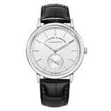 ​​Saxonia Automatic White Gold (380.026)