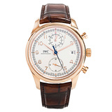 ​Portuguese Chronograph Classic Rose Gold (IW390402)