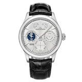 Master Eight Days Perpetual Calendar Steel (1618420)