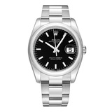 ​Oyster Perpetual Date Steel (115200)