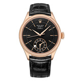 Cellini Dual Time Everose Gold (50525)
