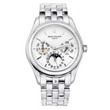 Perpetual Calendar Automatic White Gold (5136/1G)