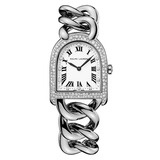 ​Stirrup Petite-Link Steel & Diamonds (RLR0040002)