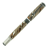 &quot;Pinot&quot; Pen with &#039;Twist&#039; Mokume Barrel