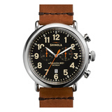 Runwell Chronograph 47mm Steel (S0100044)