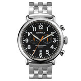 Runwell Chronograph 47mm Steel (S0100065)