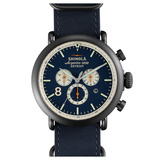 ​Runwell Chronograph 47mm Gunmetal Steel (S0110000146)