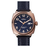 Brakeman 40mm PVD Rose Gold Steel (S0110000186)