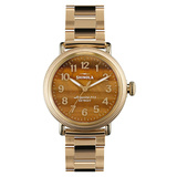 Runwell 38mm PVD Yellow Gold Steel (S0110000295)