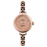 Birdy PVD Rose Golden Steel (S0200009)