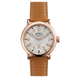 ​Runwell 36mm PVD Rose Golden Steel (S0110000246)