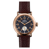 ​Runwell 36mm PVD Rose Golden Steel (S0110000282)