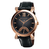 Sotirio Bulgari Retrograde Date Rose Gold (SBP42BGLDR)