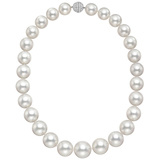 Graduated ​South Sea Pearl Necklace