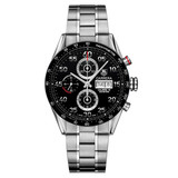Carrera Calibre 16 Chronograph Automatic Steel (CV2A10.BA0796)