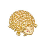 Schlumberger ​18k Gold Hedgehog Pin
