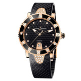​Lady Diver Rose Gold & Diamonds