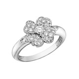 Pav Diamond &quot;Cosmos&quot; Ring