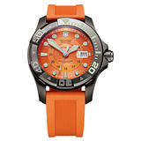 Dive Master 500M Automatic Steel Gunmetal PVD (241354)