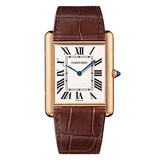 ​Tank Louis Cartier Extra-Flat Rose Gold (W1560017)