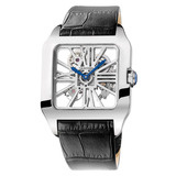 Santos-Dumont Skeleton White Gold (W2020033)