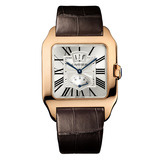 ​Santos-Dumont Rose Gold (W2020067)