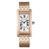 Tank Américaine Medium Rose Gold (W2620032)