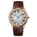 Ronde Solo 42mm Rose Gold & Steel (W6701009)