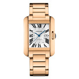 ​Tank Anglaise Large Rose Gold (W5310003)