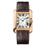 ​Tank Anglaise Large Rose Gold (W5310005)