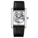 Tank Louis Cartier XL Skeleton White Gold (W5310012)