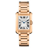 Tank Anglaise Small Rose Gold (W5310013)