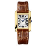 ​Tank Anglaise Small Yellow Gold (W5310028)