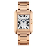​Tank Anglaise Medium Rose Gold (W5310041)